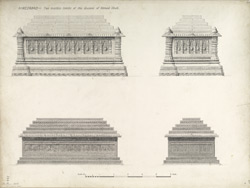 Ahmedabad: Two marble tombs of the Queens of Ahmed Shah